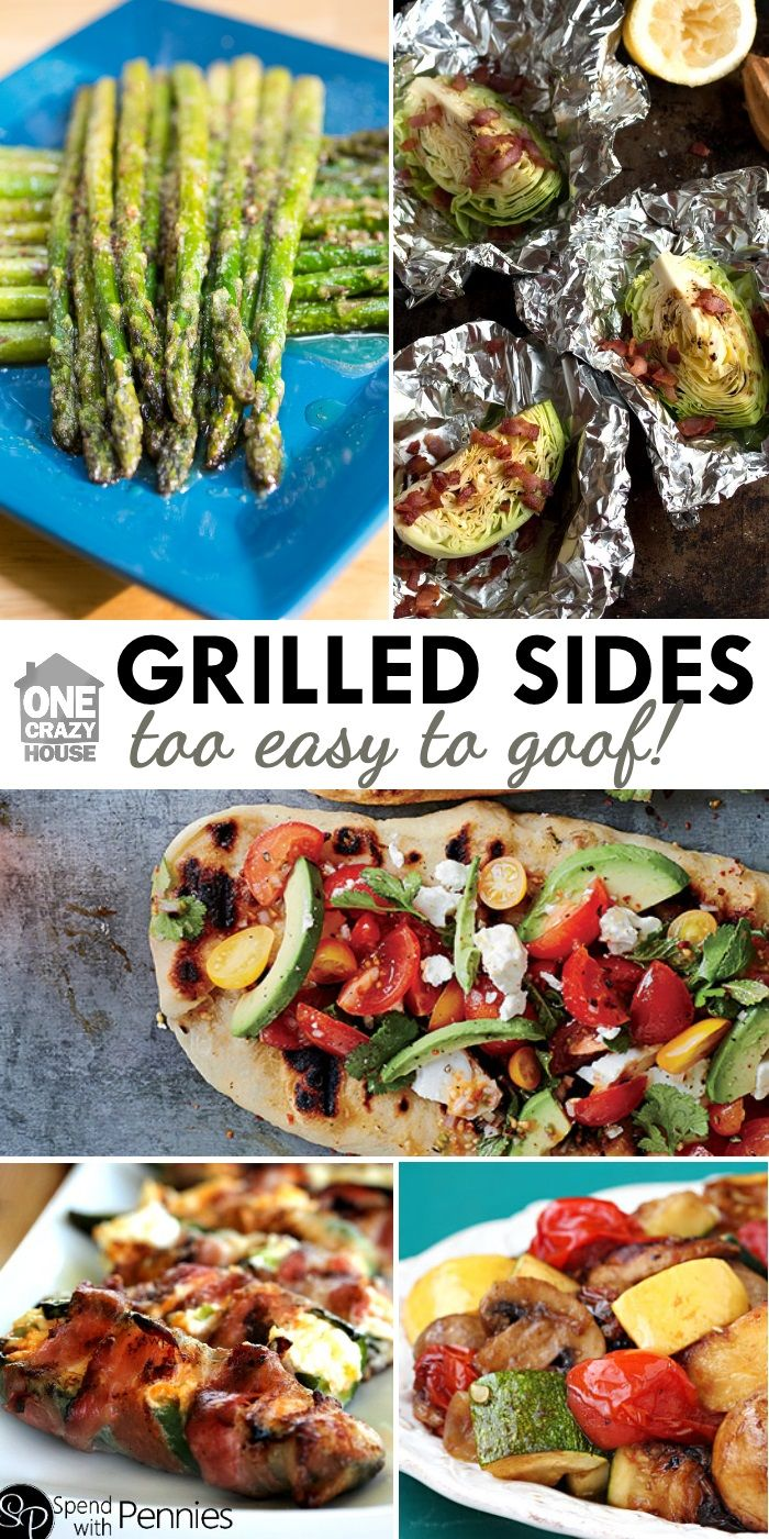 13 simple sides on the grill to make your backyard bbq the best