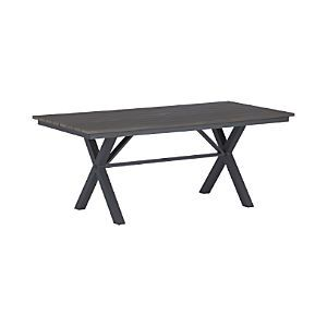 Union 72 Trestle Dining Table With Images Trestle Dining