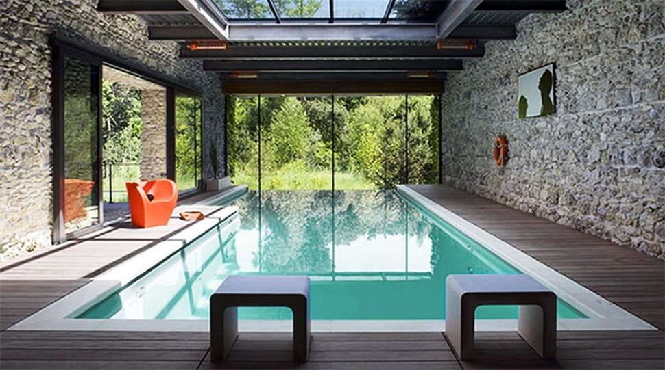Swimming PoolElegance Indoor Pools Decorations With