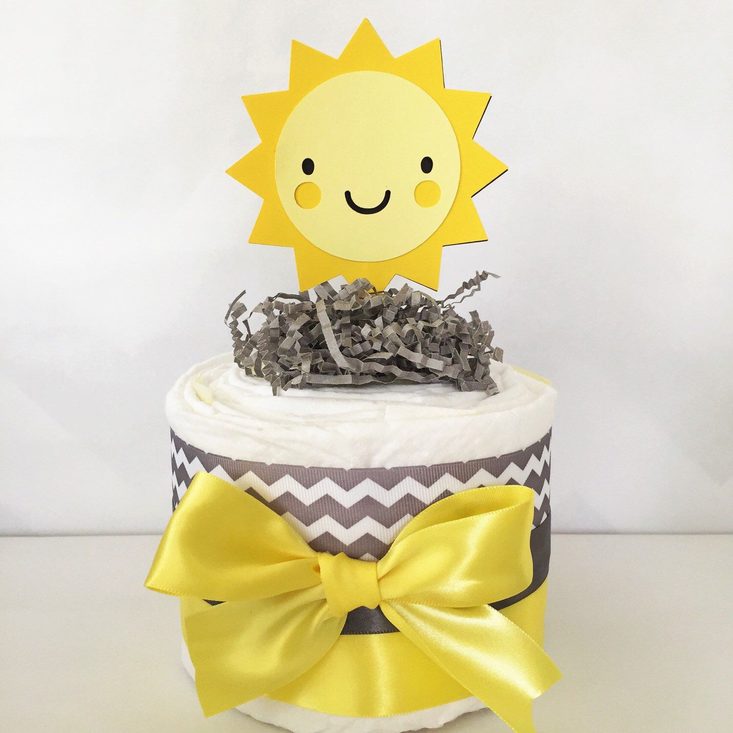 Pin By All Diaper Cakes On You Are My Sunshine Baby Shower Ideas