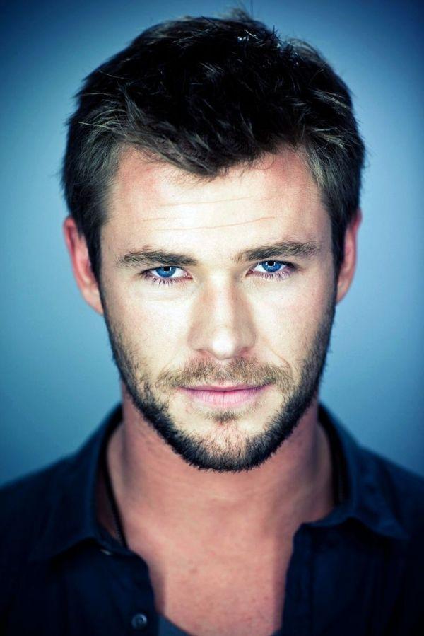Blue Eyes Hemsworth Brothers Celebrities Male Handsome Celebrities