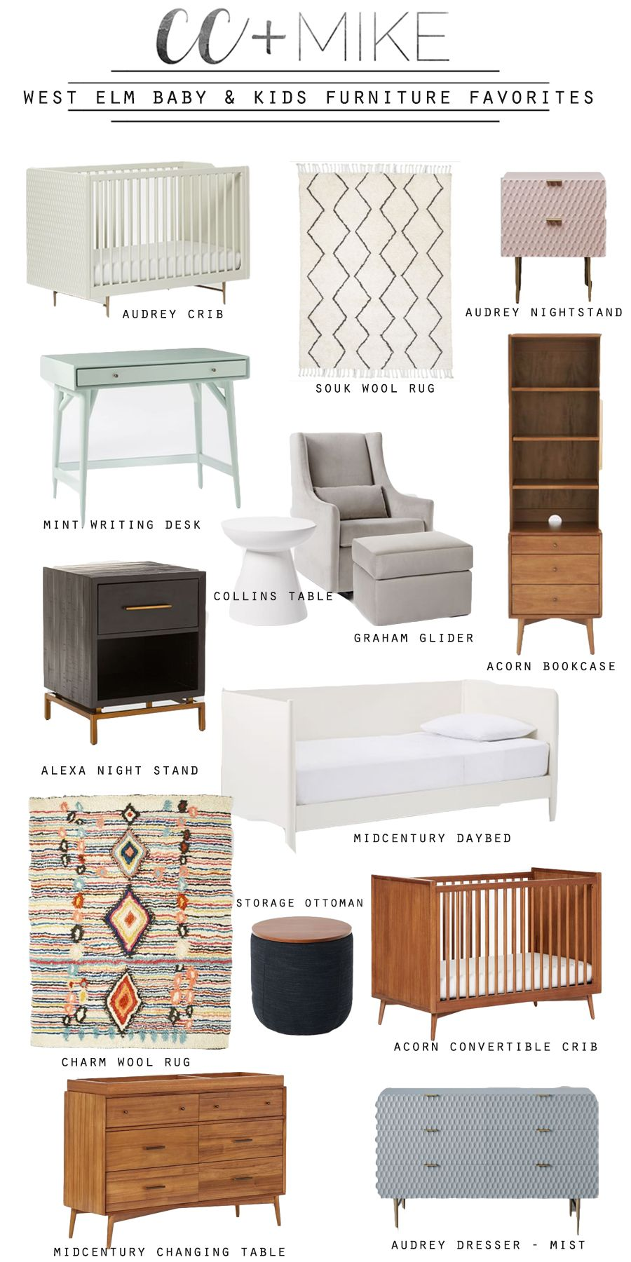 West Elm Modern Baby And Kids Furniture And Home Decor Diy Baby