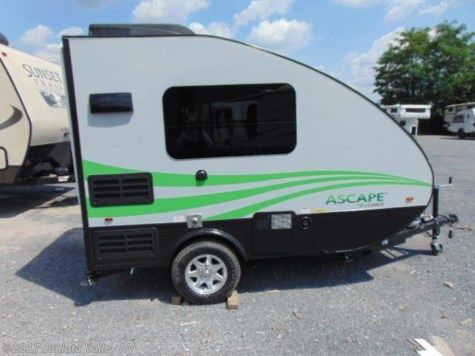 New 2018 Aliner Ascape For Sale by Juniata Valley RV ...