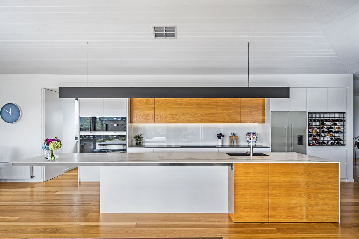 Modern Functional Kitchen By Geelong Quality Cabinetmaker Sclk
