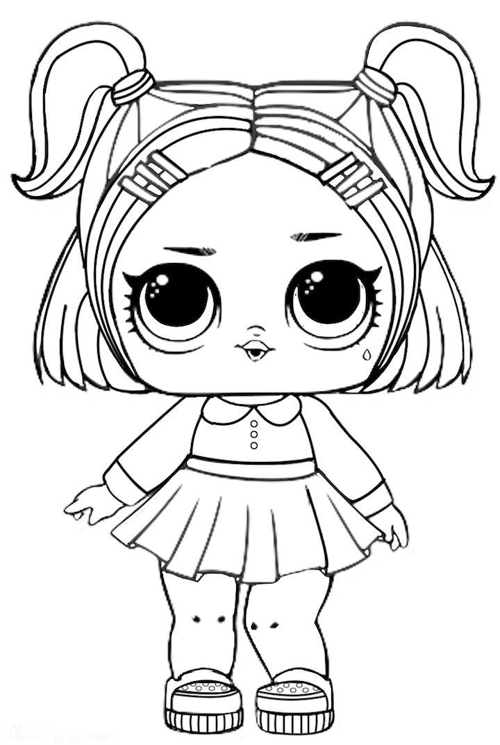 coloring pages dolls - pin by oxana188 on lol in 2018 pinterest dolls cricut