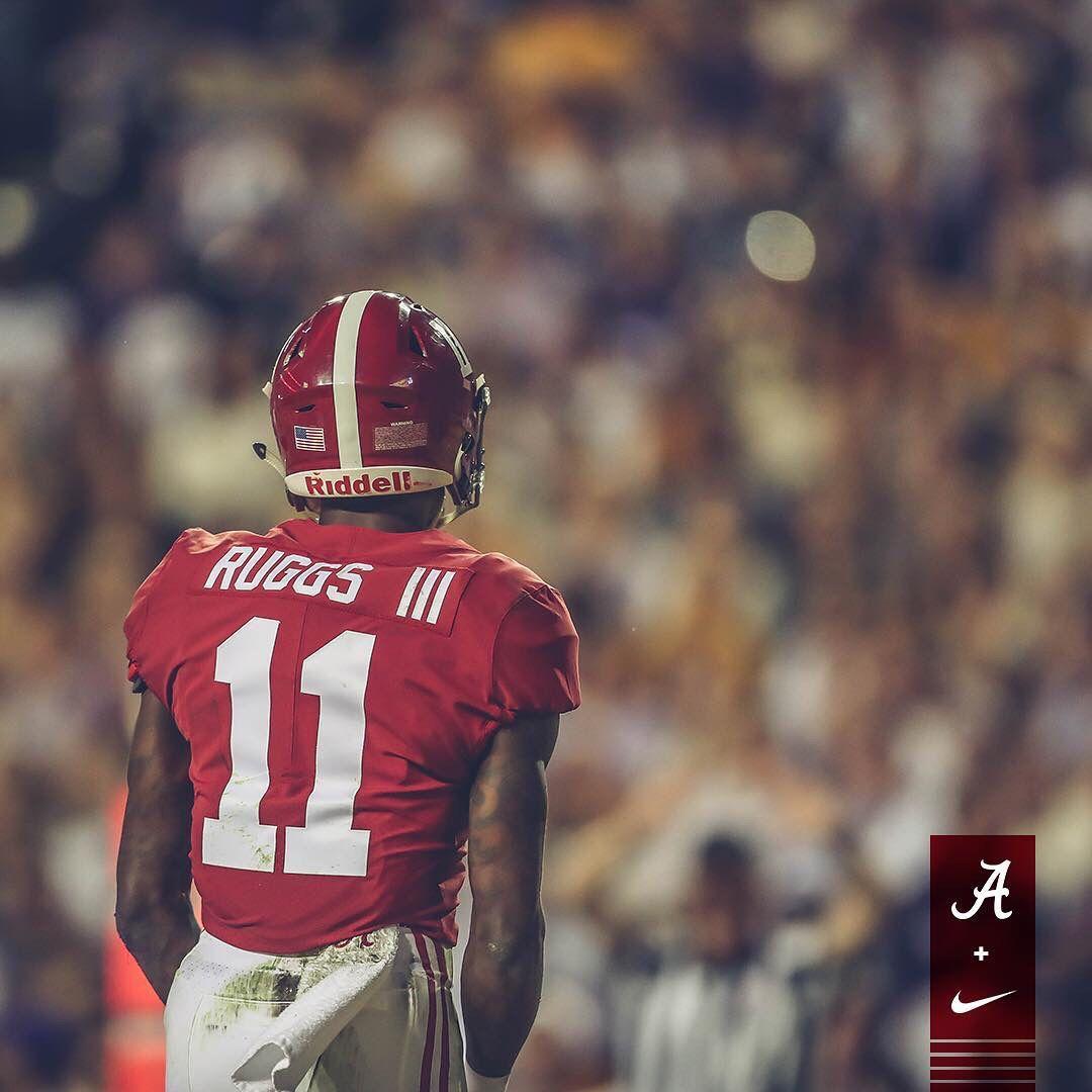 Henry Ruggs Alabama Crimson Tide Crimson Tide Alabama Football