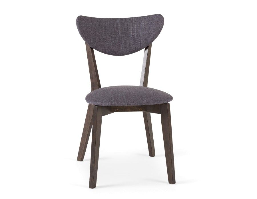 NORDIC Chaise de salle à manger Dining chairs, Dark grey and Condos - table de salle a manger grise
