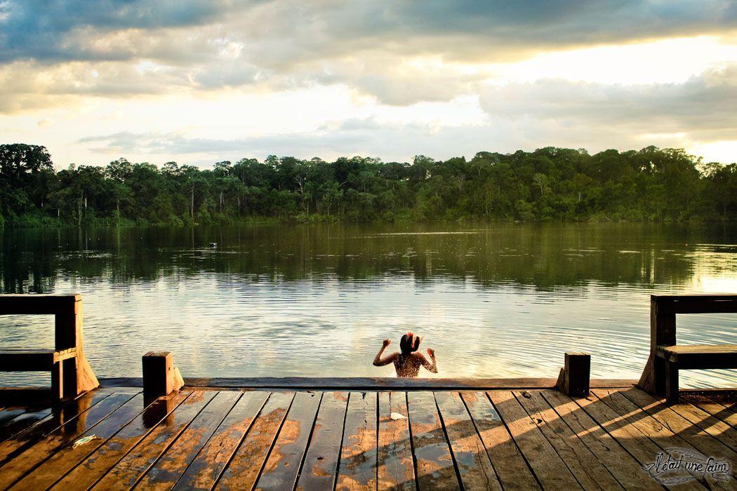 Yeak Laom Volcanic Lake - Cambodia