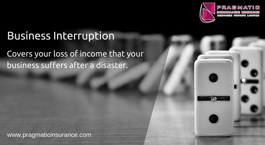 Business Interruption Covers Your Loss Of Income That Your