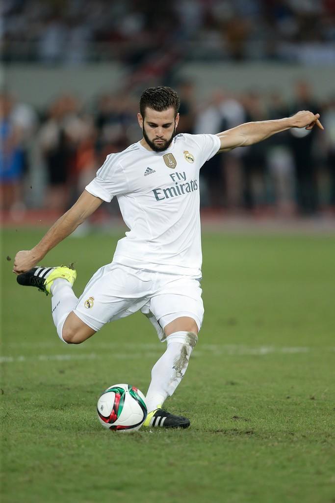 Nacho Fernández Real Madrid