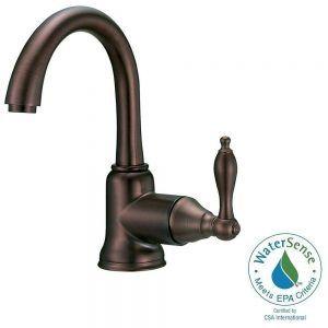 Single Hole Bathroom Faucet Oil Rubbed Bronze