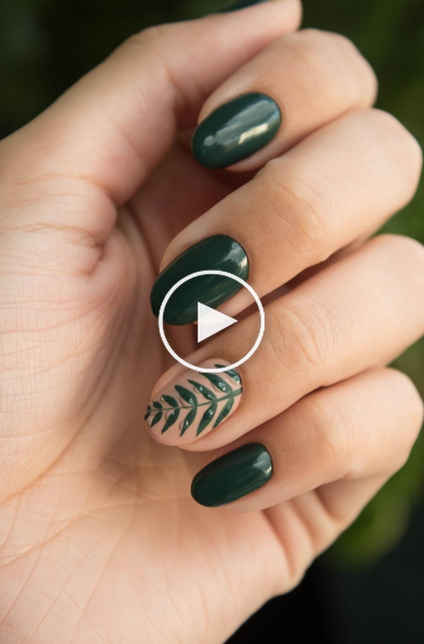 Communaute Des Ongles Vert Partagez Nos Ongles Verts Les Plus