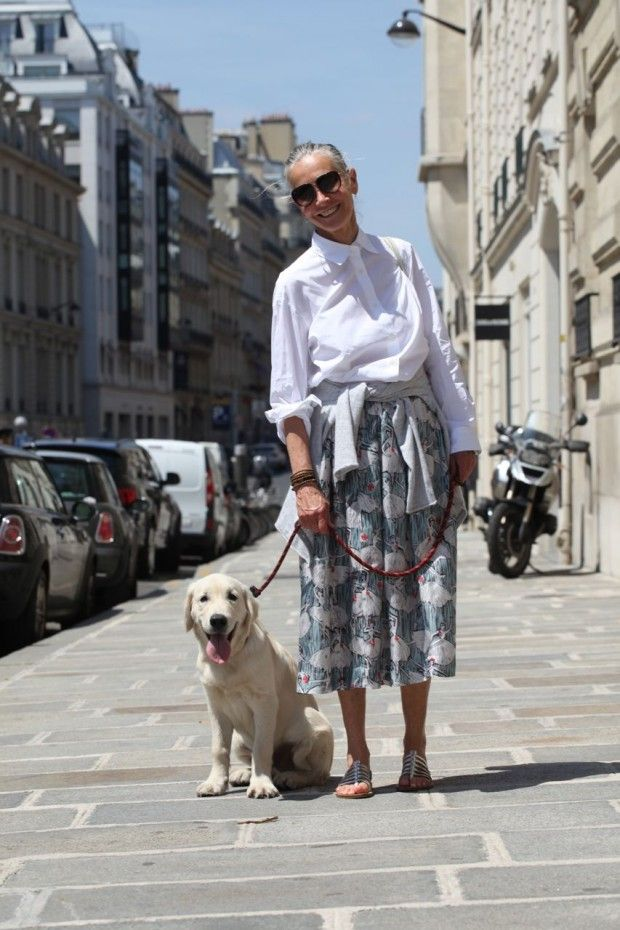 A Skirt and a Dog — Linda V Wright