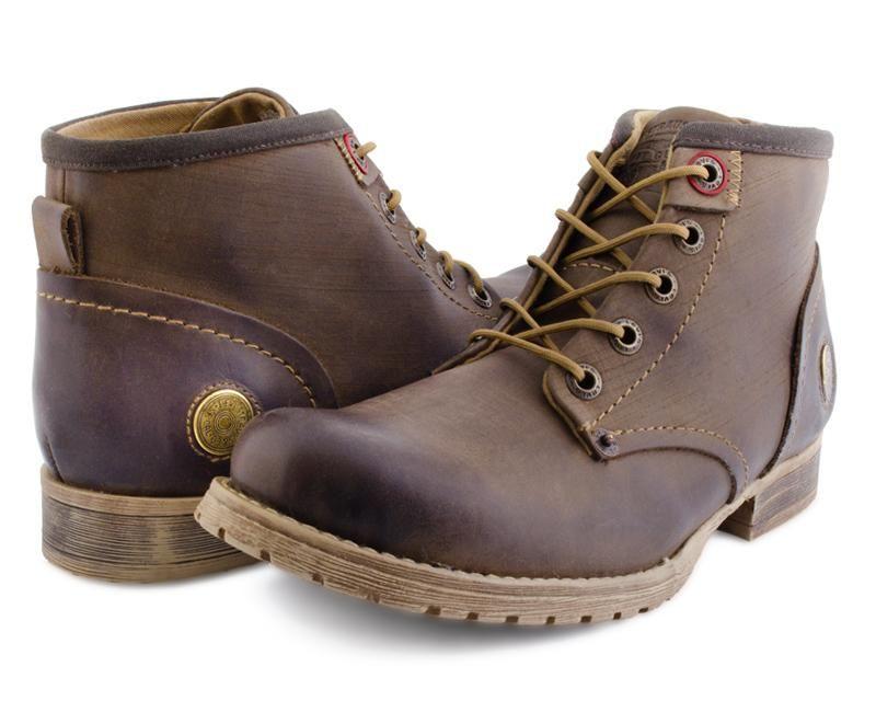 cd2be40d0cb zapatos botines levis hombre - Buscar con Google