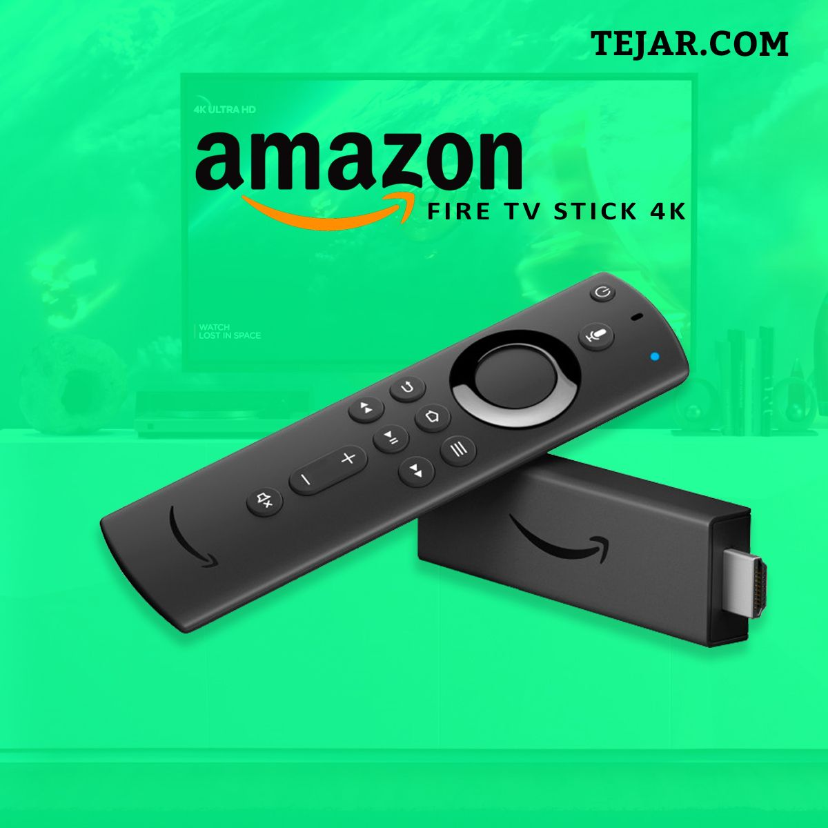Fire Tv Stick 4k Has More Storage For Apps And Games Than Any
