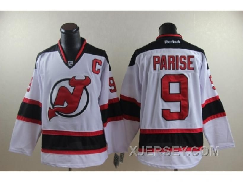 http://www.xjersey.com/new-arrival-nhl-new-jersey-devils-9-parise-white.html NEW ARRIVAL NHL NEW JERSEY DEVILS #9 PARISE WHITE Only 47.31€ , Free Shipping!