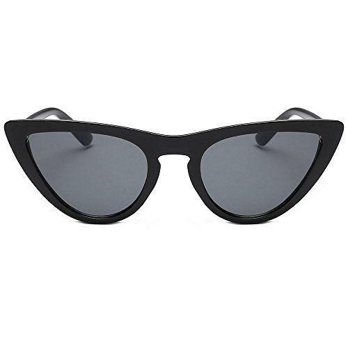 Trada Damenbrillen Frauen Vintage Film Objektiv Katzenaugen