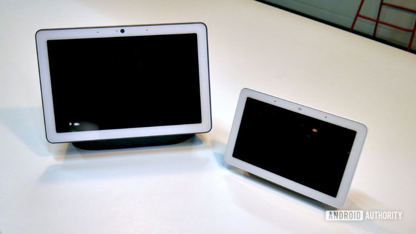 Google Nest Hub Max Vs Google Home Hub Here S What S New Google Nest New Technology Google Home