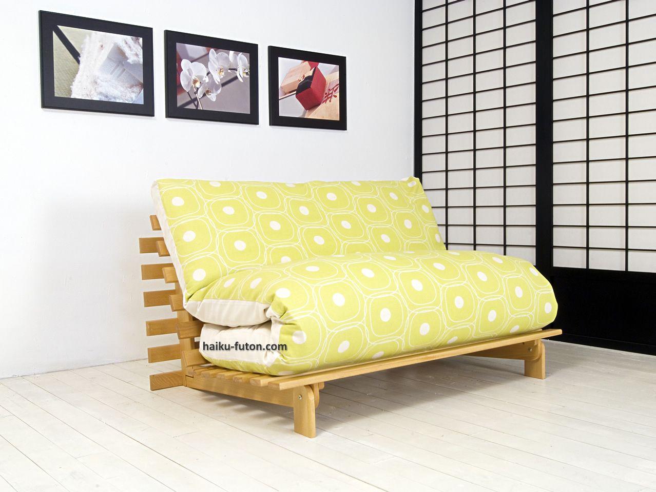 Futon sofá-cama Plegable La estructura del futon sofá-cama ...