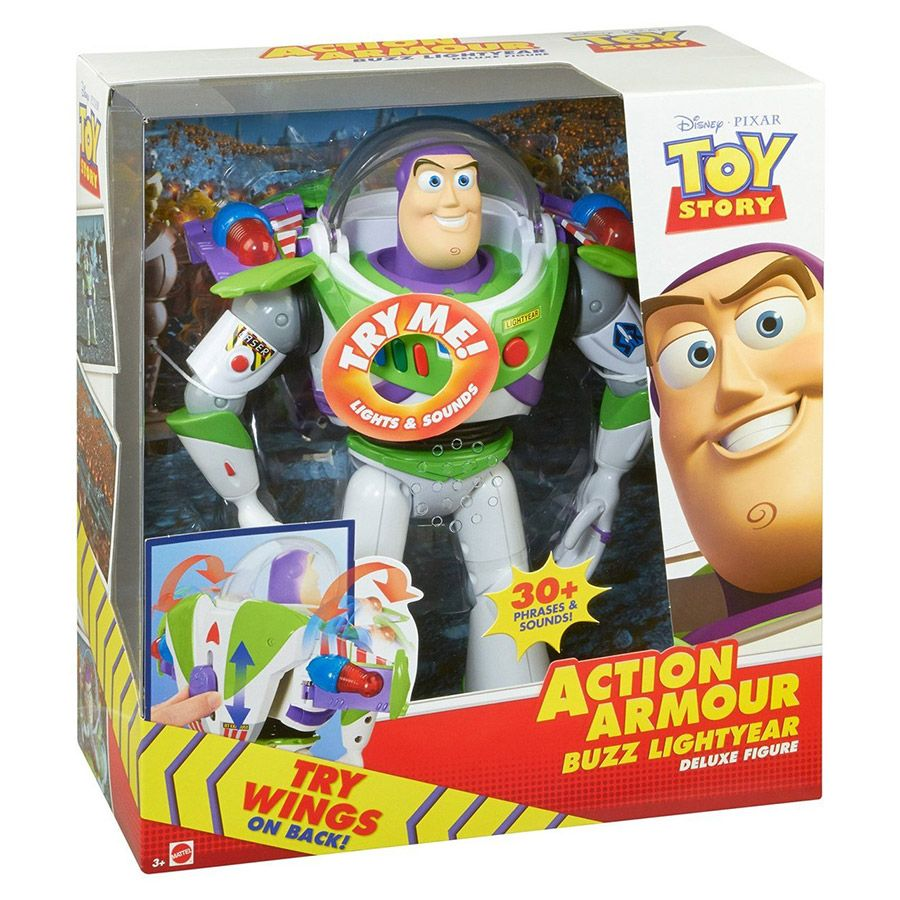 Toy Story Action Armour Buzz Lightyear Toys R Us Australia Beck