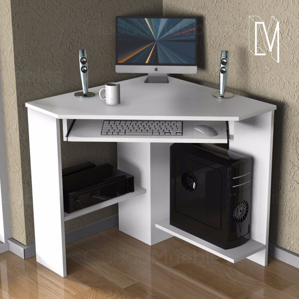 Esquinero Para Pc Mueble Escritorio En Muebles Oficina L