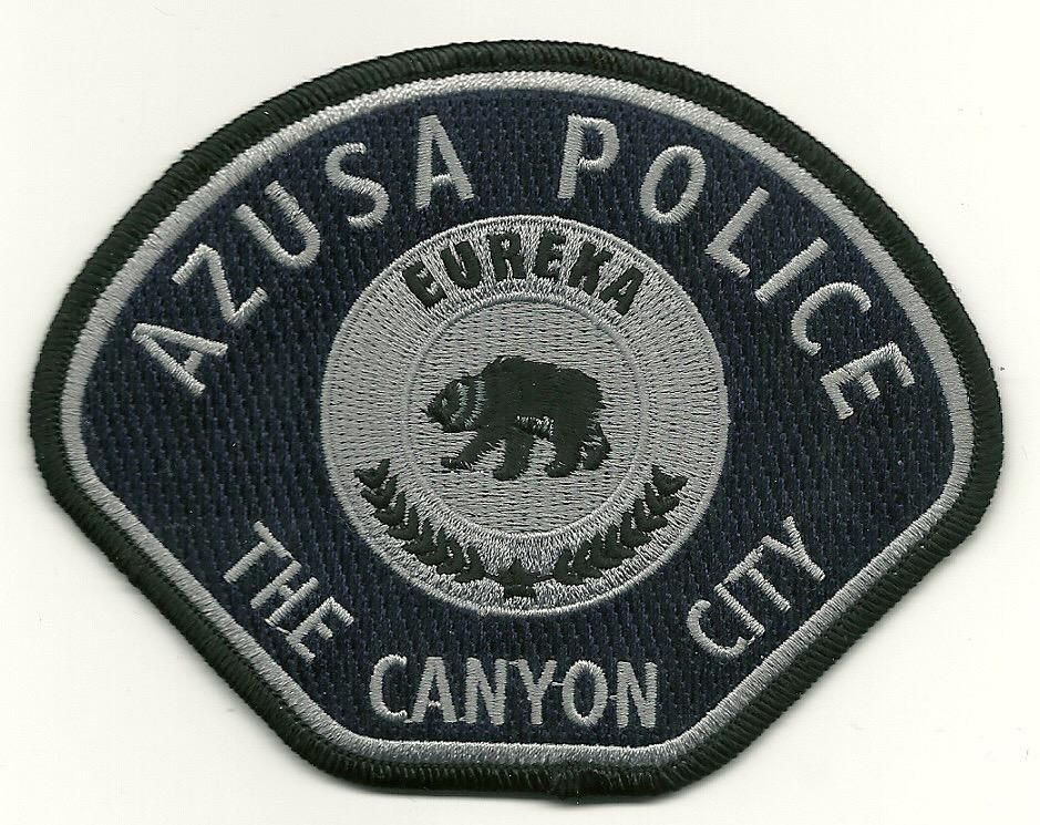 Azusa Police Department 63 Officers serving 67k citizens