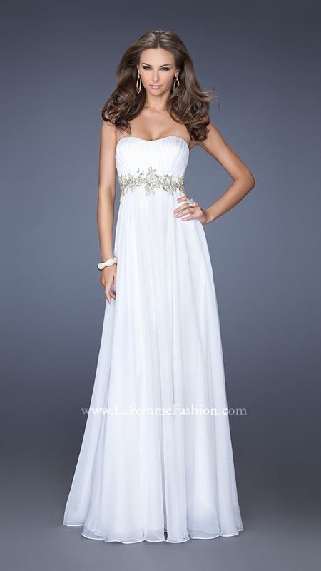 La Femme 19130 | La Femme Fashion 2014 - La Femme Prom Dresses - Dancing with the Stars