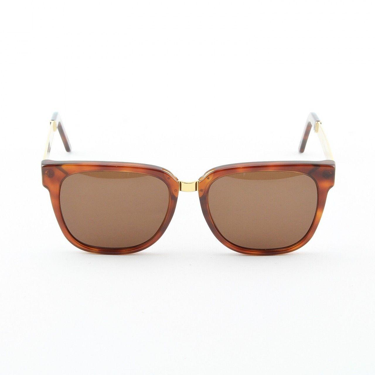 People Francis Sunglasses - Black Retro Superfuture YJsSmAw