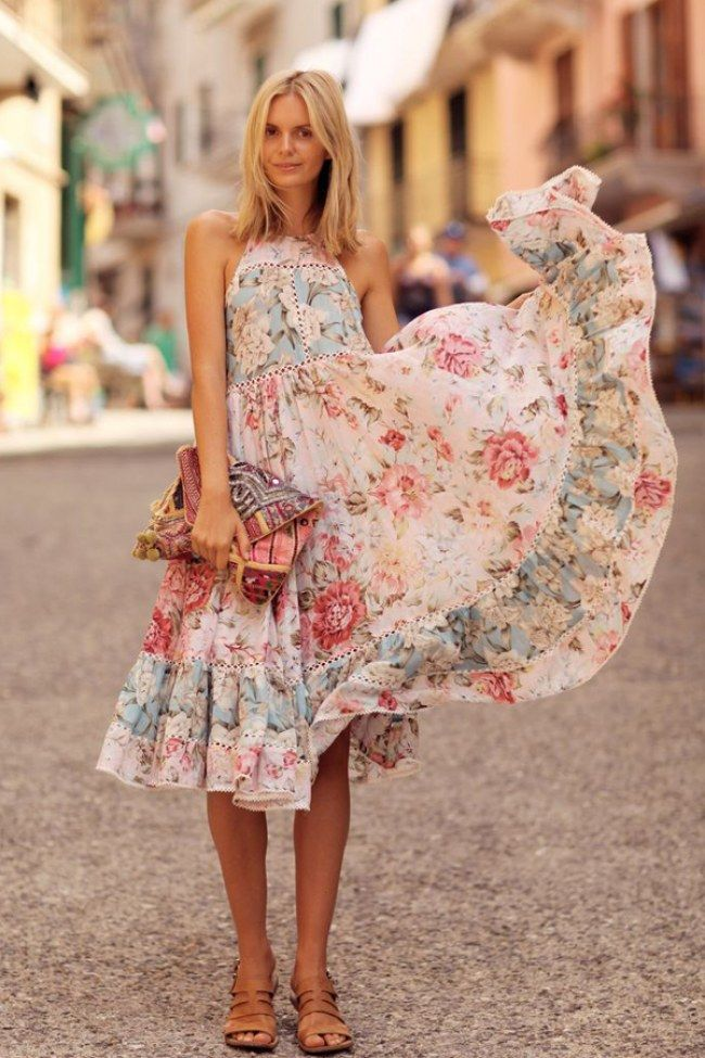 4e78c440787d 50 Stylish Wedding Guest Dresses That Are Sure To Impress  Flower Power
