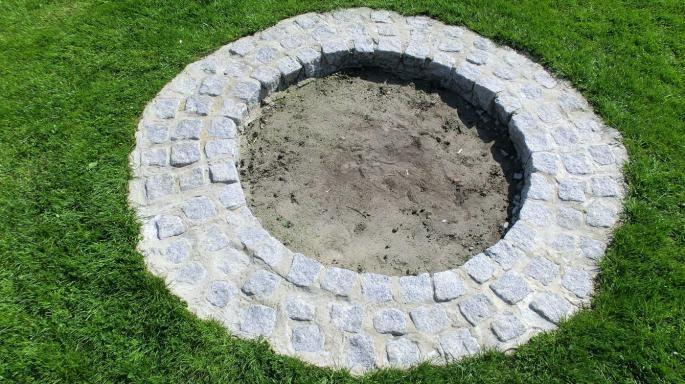 Individuelle Mobel Selber Bauen Feuerstelle Garten Hinterhof Designs Garten Gestalten
