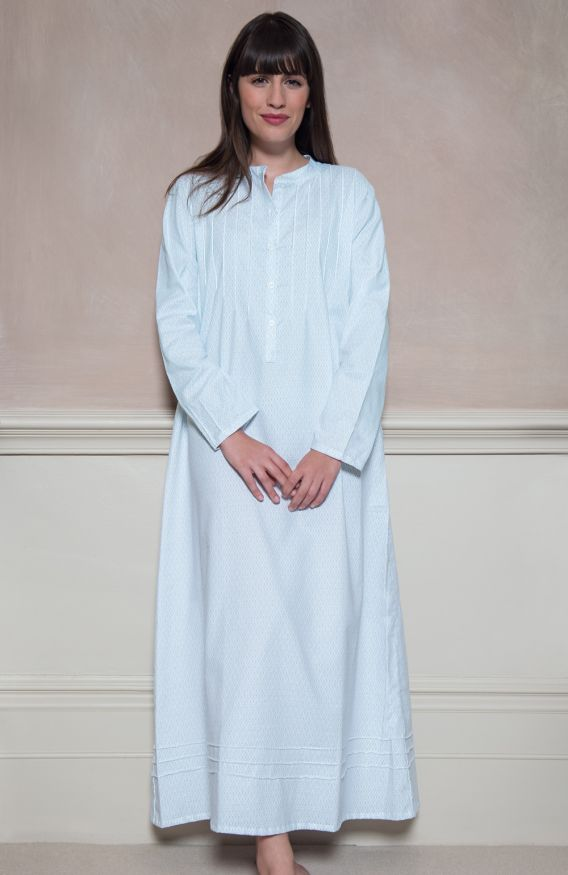 Sophie Lightly Brushed Cotton Nightdress - Winter Sale 2018 in 2019 ... 4a9ec7757