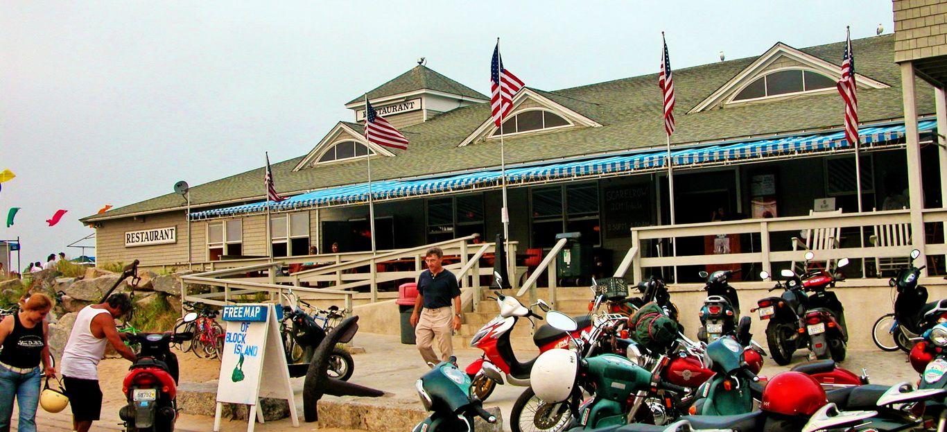 Ballards beach club block islanddont miss the ferry