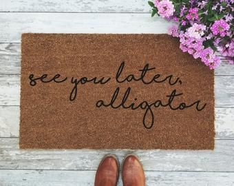 I Hope You Like Dogs Doormat - Funny Hand painted Door Mat Quote Unique Cute Home Decor Dogs Dog Mom Welcome Mat -   - #cute #cutehomedecorations #decor #diyHousedesign #dog #Dogs #door #Doormat #Funny #gardenplanting #Hand #home #Hope #Housestyles #mat #Mom #Painted #Quote #Unique