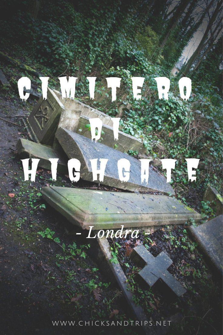 Londra e il cimitero di Highgate | Londra, Viaggio in ...