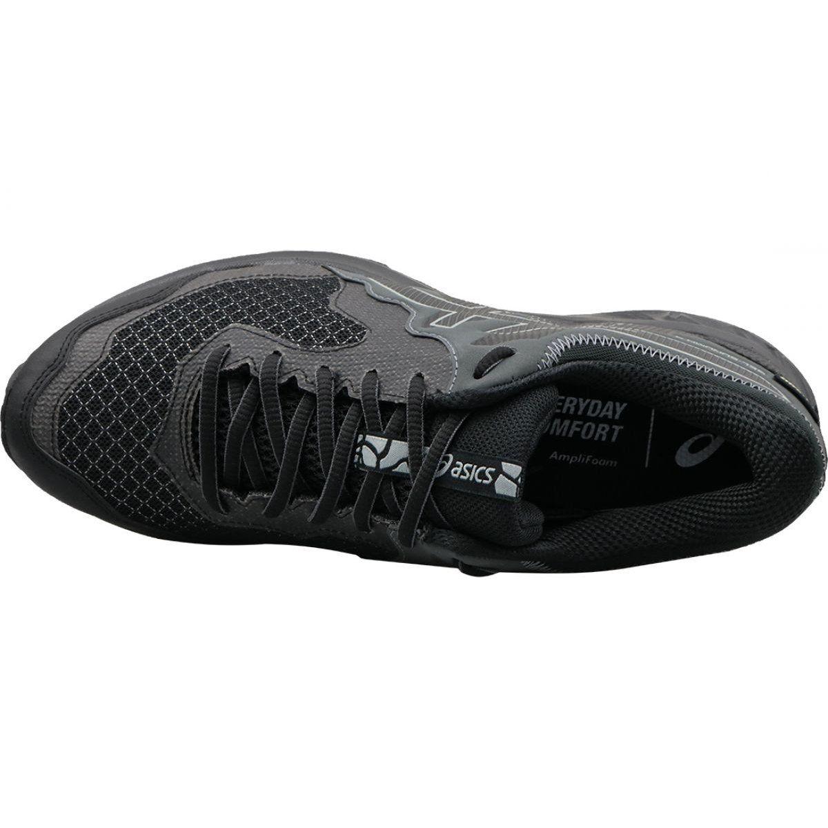 Buty Biegowe Asics Gel Sonoma 4 G Tx W 1012a191 001 Czarne Black Running Shoes Asics Running Shoes Running Shoes