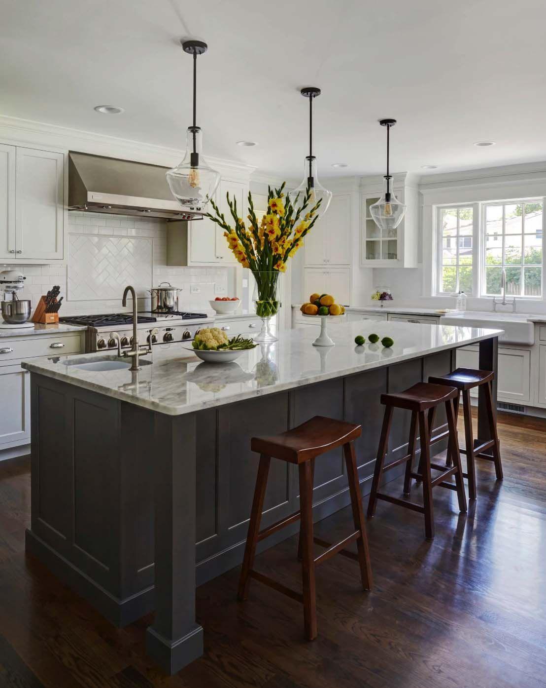 Transitional Style Kitchen Ideas