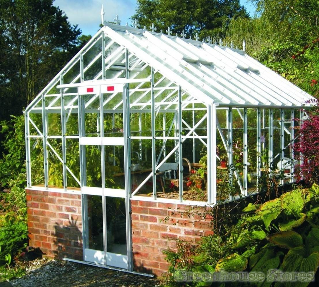 Gardening Build Your Own Greenhouse In One Weekend Serre Diy