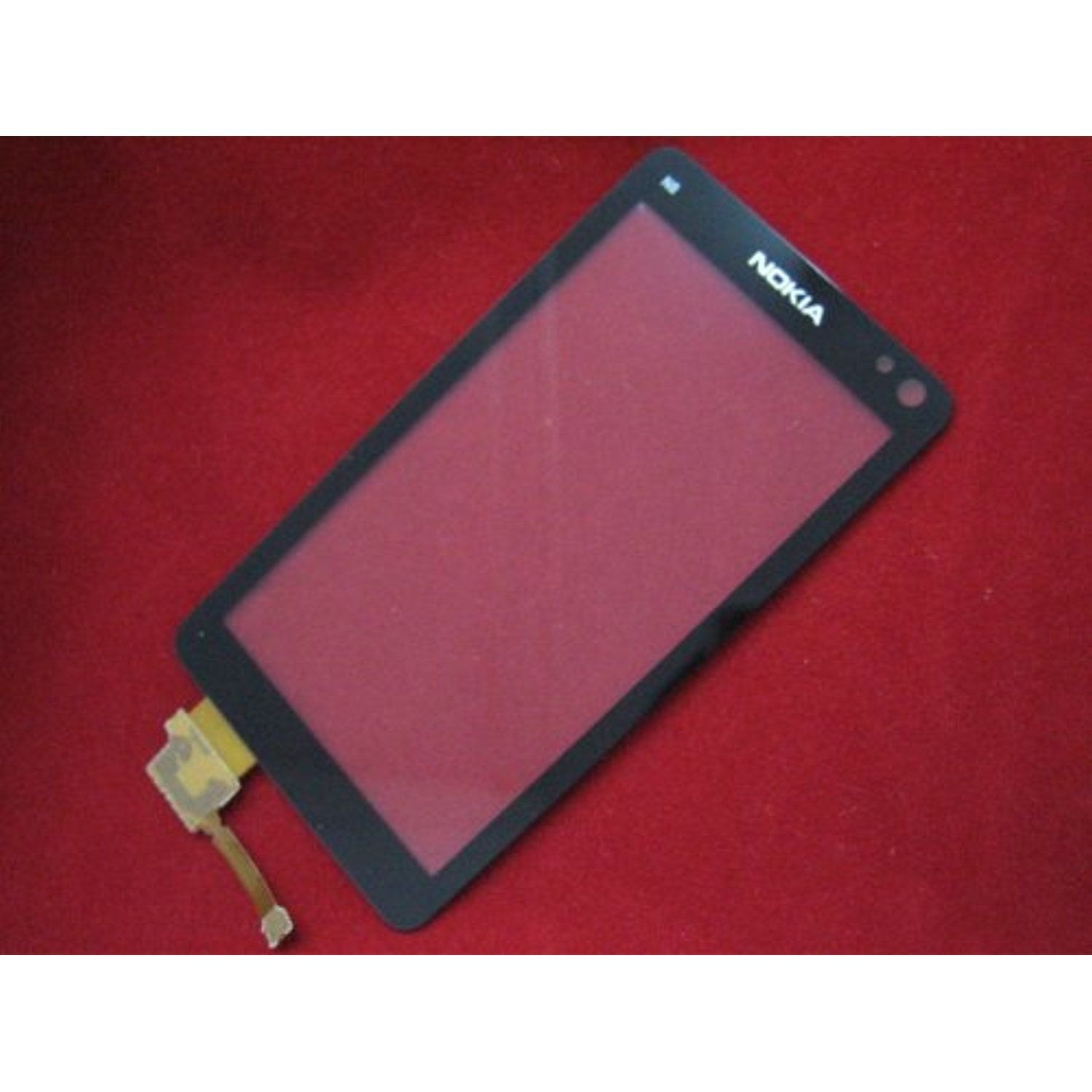 Generic Touch Screen Digitizer Front Glass Lens Part for Nokia N8 N 8 Mobile