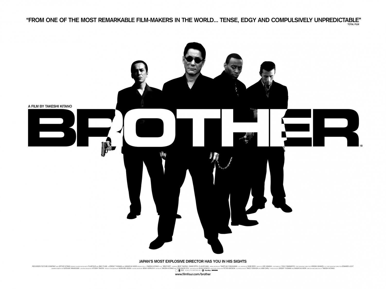 Brother Rotten Tomatoes Kitano Movie Posters Takeshi Kitano