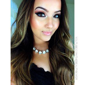 See how I created this look on my YouTube! YouTube.com/TheBeautyBox1211  #prom eyebrows
