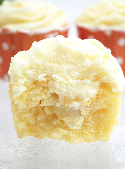Creamsicle Cupcakes Dessert Recipes Yummy Cupcakes Delicious