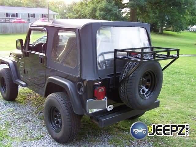 Homemade Rock Rack Jeep Racks Jeep Wrangler Diy Jeep Bumpers