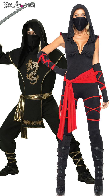 Deadly ninja costume holidays pinterest costumes halloween halloween ideas deadly ninja costume solutioingenieria Images