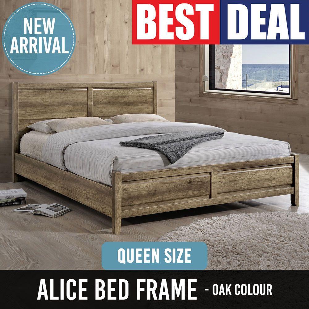 Aesthetic Bed Frames Queen