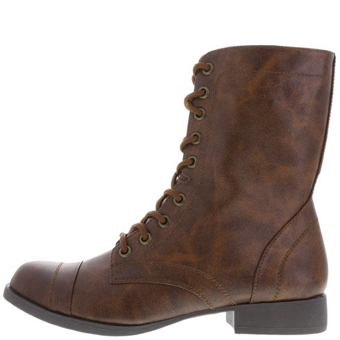 Brash Women S Tanner Lace Up Boot Payless Shoes