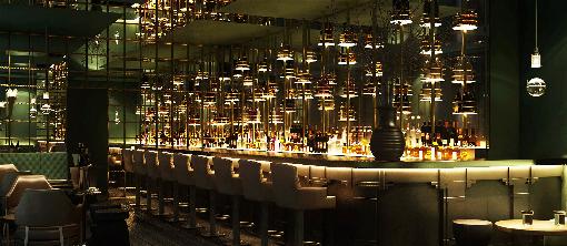 Interior Nosh and Chow, Stockholm