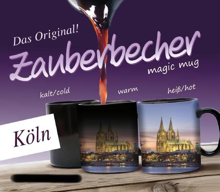 Einzeln in einer schönen Window Geschenkbox verpackt eignet sich der MAGIC MUG auch wunderbar als Geschenk! Von Köln bis Bremen, von Dresden bis Leipzig, finden Sie den Zauberbecher Ihrer Lieblingsstadt...