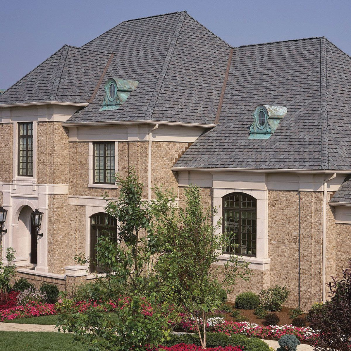 Best Certainteed Colonial Slate Grand Manor Architectural 640 x 480