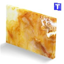 Faux Alabaster Sheet Translucent Resin Panel Transtones Artificial