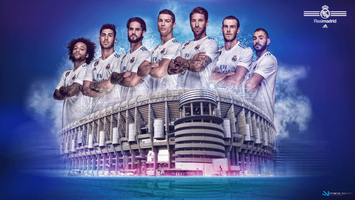 Real Madrid 2017-2018 Wallpaper Chrome Theme - ThemeBeta  ff36eab291567